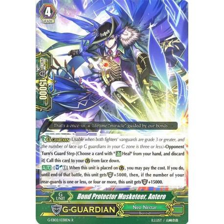 Cardfight Vanguard G-EB02//076 Marigold Musketeer C Rachele – Common