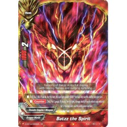 BFE X-CBT-A/0008EN RR Batzz The Spirit