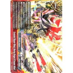 BFE X-CBT-A/0021EN R Turbulent Thunder Shock, Roaring Dragon X Tempest Wave!