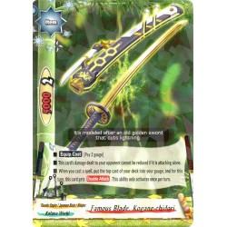 BFE X-CBT-A/0026EN R Famous Blade, Kogane-chidori