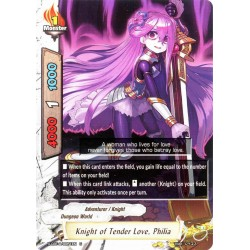 BFE X-CBT-A/0051EN C Knight of Tender Love, Philia