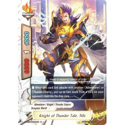 BFE X-CBT-A/0052EN C Knight of Thunder Tale, Nils