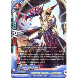 BFE X-CBT-A/0058EN C Impartial Warrior, Justihope