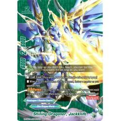 BFE X-CBT-A/BR02EN BR Shining Dragoner, Jackknife