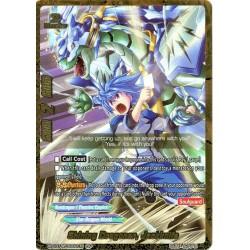 BFE X-CBT-A/S002EN SP Shining Dragoner, Jackknife