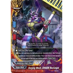 BFE X-CBT-B/0019EN R Forging Mech, CHAOS Rectangle