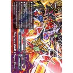 BFE X-CBT-B/0021EN R Deity Lance, CHAOS X Tempest Buster!