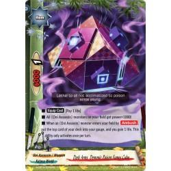 BFE X-CBT-B/0058EN C Dark Arms, Demonic Poison Fumes Cube