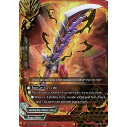 BFE X-CBT-B/0071EN Secret Autodeity Sword, CHAOS Dragoroyale