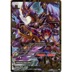 BFE X-CBT-B/S001ENEN SP Evil Sword Dragon, Demons Chaos Sword Dragon (SP)