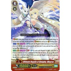 CFV G-BT14/009EN RRR  Ultimate Regalia of Almighty, Minerva