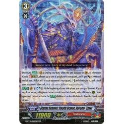 "CFV G-BT14/011EN RRR  Blazing Demonic Stealth Dragon, Shiranui ""Zanki"""