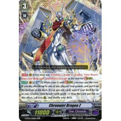 CFV G-BT14/014EN RRR  Chronojet Dragon Z
