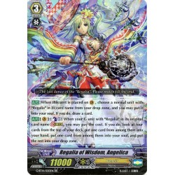 CFV G-BT14/020EN RR  Regalia of Wisdom, Angelica