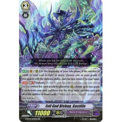 CFV G-BT14/024EN RR  Evil God Bishop, Gastille