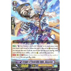 CFV G-BT14/031EN R  Knight of Favorable Odds, Ascanius