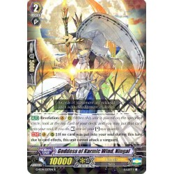 CFV G-BT14/037EN R  Goddess of Karmic Wind, Ningal