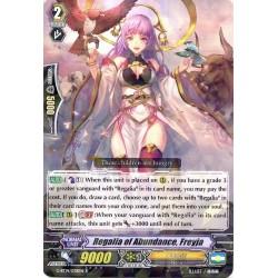 CFV G-BT14/038EN R  Regalia of Abundance, Freyja