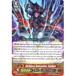 CFV G-BT14/043EN R  Darkness Unleashed, Freiheit