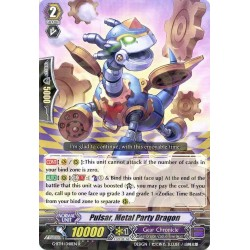 CFV G-BT14/048EN R  Pulsar, Metal Party Dragon