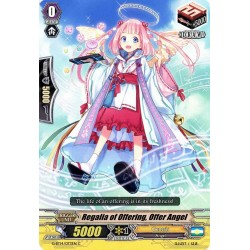 CFV G-BT14/073EN C  Regalia of Offering, Offer Angel