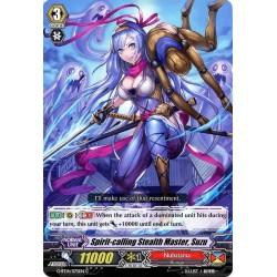 CFV G-BT14/075EN C  Spirit-calling Stealth Master, Suzu