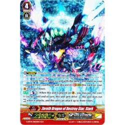 CFV G-BT14/SR03EN SCR  Zeroth Dragon of Destroy Star, Stark