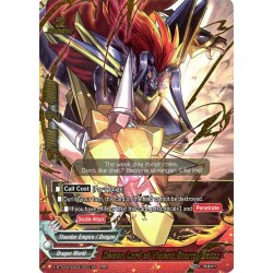 BFE X-BT04A-SS03/0001EN RRR Demon Lord of Violent Storm, Batzz