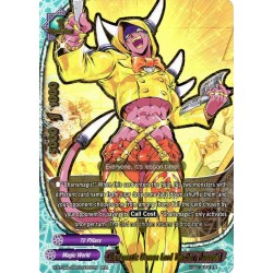 BFE X-BT04A-SS03/0002EN RRR Charismatic Demon Lord Teacher, Asmodai