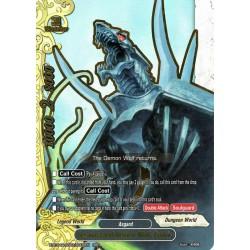 BFE X-BT04A-SS03/0005EN RRR Resurrected Demon Wolf, Fenrir