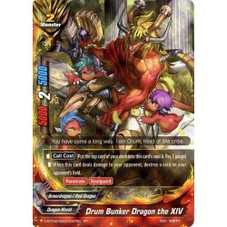 BFE X-BT04A-SS03/0007EN RR Drum Bunker Dragon the XIV