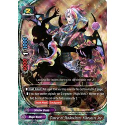 BFE X-BT04A-SS03/0008EN RR Dancer of Shadowform, Silhouette Joe