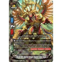 BFE X-BT04A-SS03/0014EN RR Martial Arts Imperial Dragon Emperor, Duel Sieger
