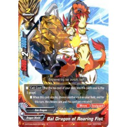 BFE X-BT04A-SS03/0016EN R Bal Dragon of Roaring Fist