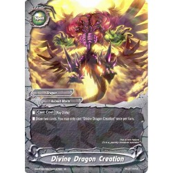 BFE X-BT04A-SS03/0027EN R Divine Dragon Creation