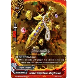 BFE X-BT04A-SS03/0033EN C Treasure Dragon Sword, Dragotreasure