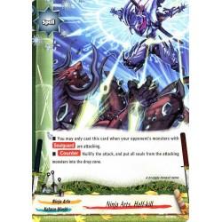 BFE X-BT04A-SS03/0040EN C Ninja Arts, Half-kill