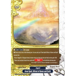BFE X-BT04A-SS03/0046EN C Great Spell, Bifrost of Haven and Earth