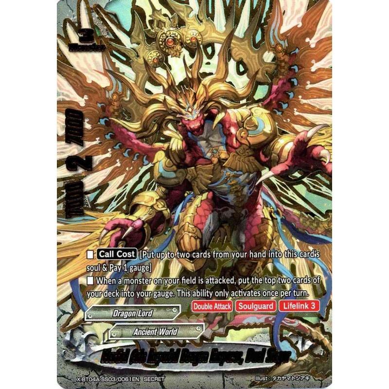 vf//super battle in presence of Emperor hisu-fr060 hisu-en060 Yu-gi-oh
