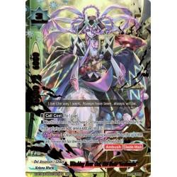 """BFE X-BT04A-UB03/0003EN RRR Witching Hour Oni, Kid Ibuki """"Gedomaru"""""""