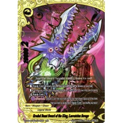 BFE X-BT04A-UB03/0006EN RRR Eroded Beast Sword of the King, Laevateinn Savage