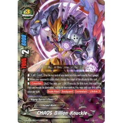 BFE X-BT04A-UB03/0008EN RR CHAOS Billion Knuckle