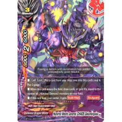 BFE X-BT04A-UB03/0022EN R Hundred Mechs General, CHAOS Gokumengaiou