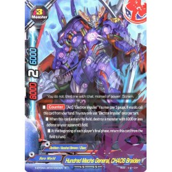 BFE X-BT04A-UB03/0023EN R Hundred Mechs General, CHAOS Braiden