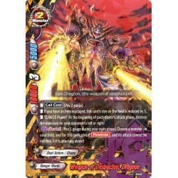 BFE X-BT04A-UB03/0029EN R Weapon of Destruction, Dragoon