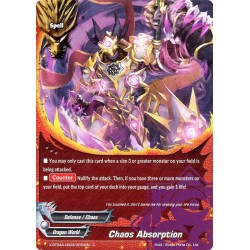 BFE X-BT04A-UB03/0050EN C Chaos Absorption