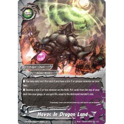 BFE X-BT04A-UB03/0055EN U Havoc in Dragon Land