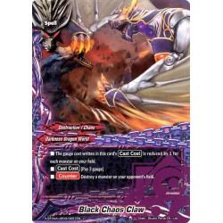 BFE X-BT04A-UB03/0057EN U Black Chaos Claw