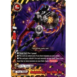 BFE X-BT04A-UB03/0059EN C Mechsplosive Axe, Chaos Demon Slay