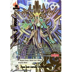 BFE X-BT04A-UB03/0061EN Secret Demon Lords Controller, CHAOS Constructor